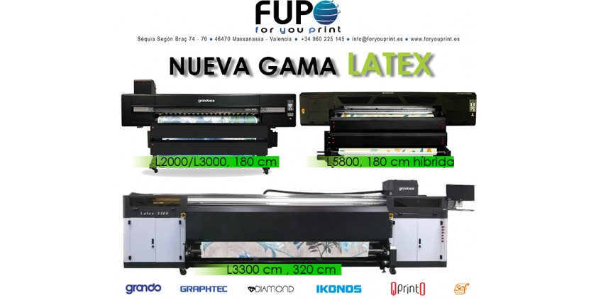 Gama LATEX